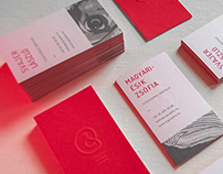 & Graphic Design Studio / Business Card