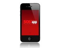 iPhone App# SOS'app