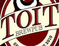Toit Brewpub: Menu & Skunk-out Microsite
