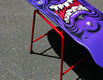 Santa Cruz Side Table