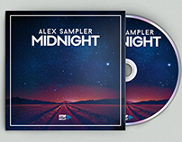 Midnight - Alex Sampler Art cover