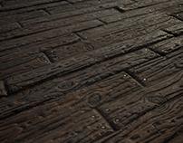 Wood Planks | Substance Designer