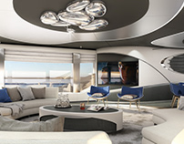 170 ft with Fulvio De Simoni Yacht Design