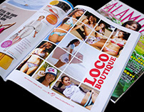 Loco Boutique Advertisements - Ala Moana Magazine