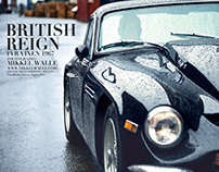 PROJECT DRIVE : British Reign