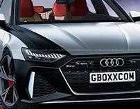 2020 Audi RS6 Avant Thor Edition