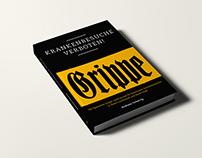 Book/Editorial Design for Verlag Basel-Landschaft