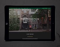Selling MTL –Visual Identity + Website
