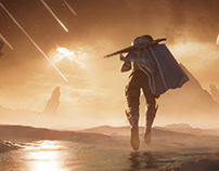 DESTINY 2: WARMIND - OPENING CINEMATIC