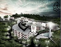 Masterplan / University College Islam As-Sofa