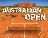 nike | australian open tennis tournier