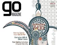 Go Magazine Jordan | August 2011