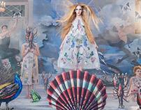 "Tatiana Parfenova Spring-Summer 2015 ""Love Confession"""