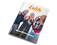 Loisto Setlementti - Annual report