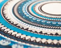 Circular Pattern / illustration