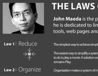 Simplicity Laws - John Maeda