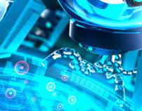 Intel® Bots (3D intro)