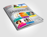 BoxedCreative Magazine Template 01