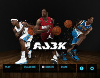 Nike Jordan Brand - CP3K/AJ3K