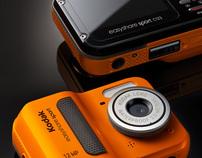 Kodak Easyshare Sport - Internship