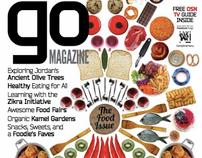 Go Magazine Jordan | May 2011
