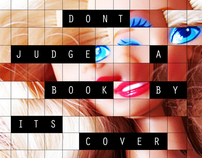 'Don't judge A book by it's Cover'