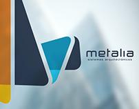 Metalia - Sistemas Arquitectónicos