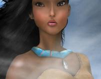 Untooning Pocahontas