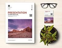 A4 Paper / Poster / Flyer Mockup