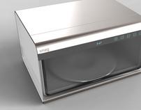 Smeg Microwave Concept