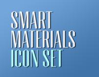 Smart Materials Icon Set 1
