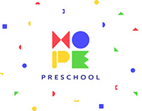 HOPE Preschool - Branding