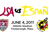 USA vs. Spain - event logo