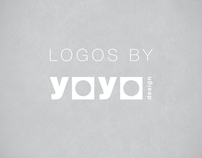 Logos for companies and institutions