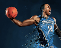 Dwight Howard -Orlando Magic