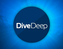 Dive Deep eCommerce Website