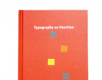 Typography as Function