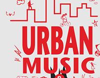 Doritos Urban Music & Extreme Fest (t-shirts)