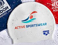 Corporate identity Active Sportswear