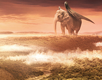 Elephant Dream - Desktopography 2009