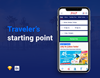 Jolly Tour | Mobile UX-UI
