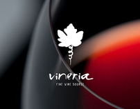 Vineria  /  Logo & Corporate Identity