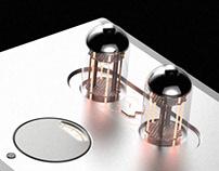 [제품 디자인] NAGRA HIGH-END SOUND SYSTEM, Product Design