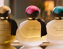 AVON Far Away perfume TVC