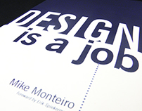 (Re)Design is a Job