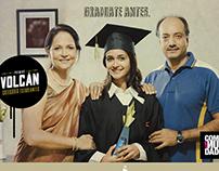 Graduate Antes (Premios Estudiantes) Volcán de Oro 2015