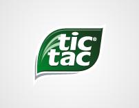 'TicTac' Pack Label