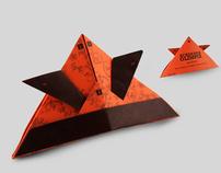 Kabuto Origami - Brochure