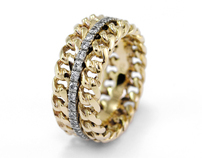 JustPromise Rings - Catalog Photography
