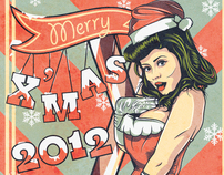 Merry X'Mas & Happy New Year 2012